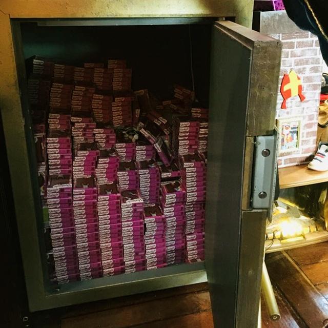 Verkade Chocoladepakhuis